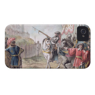 Joan of Arc (1412-31) Orders the English to Leave iPhone 4 Case-Mate Cases