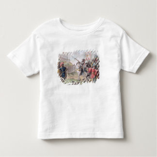 Joan of Arc (1412-31) Orders the English to Leave Shirt