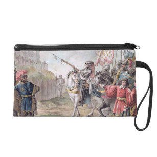 Joan of Arc (1412-31) Orders the English to Leave Wristlet