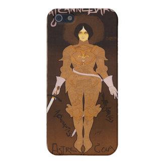 Joan of Arc Art Nouveau Cover For iPhone SE/5/5s