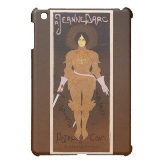 Joan of Arc Art Nouveau iPad Mini Cover