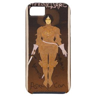 Joan of Arc Art Nouveau iPhone SE/5/5s Case