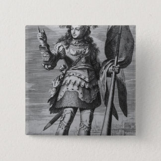 Joan of Arc  Before Orleans Button