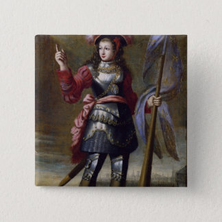 Joan of Arc  Before Orleans Pinback Button