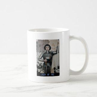 Joan of Arc by Albert Lynch Coffee Mug
