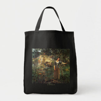 Joan of Arc by Jules Bastien Lepage Grocery Tote Bag