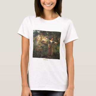Joan of Arc by Jules Bastien Lepage T-Shirt
