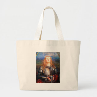 Joan of Arc Canvas Bags
