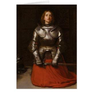 Joan of Arc Card