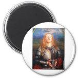 Joan of Arc Fridge Magnet