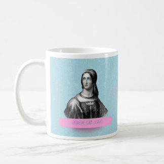Joan Of Arc Historical Mug
