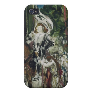 Joan of Arc iPhone 4 Cover