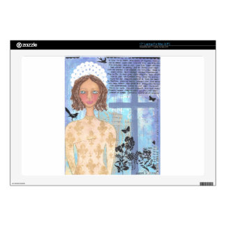 Joan of Arc.jpg Laptop Decal