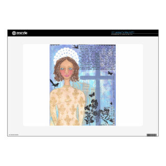 Joan of Arc.jpg Laptop Skins