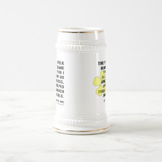 Joan of Arc Kindess Beer Stein