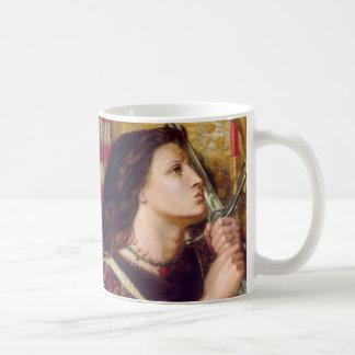 Joan of Arc Coffee Mugs