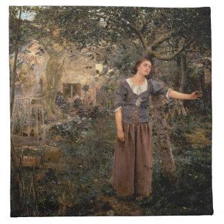 joan of arc napkins