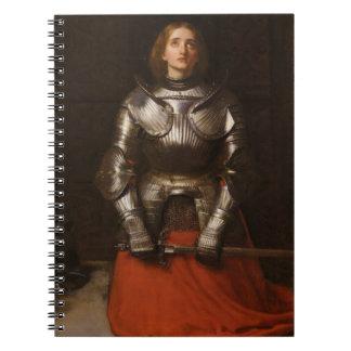 Joan of Arc Notebook