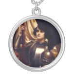 Joan of Arc Pendants