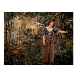 joan of arc postcards