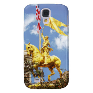 Joan of Arc statue, New orleans, Louisiana Galaxy S4 Cover