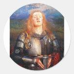 Joan of Arc Sticker