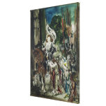 Joan of Arc Stretched Canvas Prints