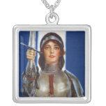 Joan of Arc World War I Buy War Saving Stamps Jewelry
