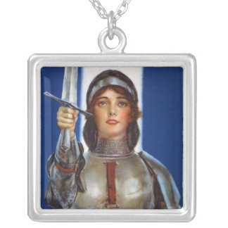 Joan of Arc World War I Buy War Saving Stamps Jewelry