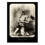 Joan Of Arch Postcard