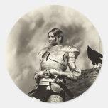 Joan Of Arch Sticker