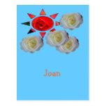 Joan Postcard