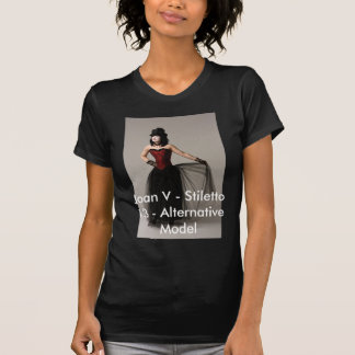 Joan V - Estilete 13 - ¡La tienda del modelo del A Camiseta