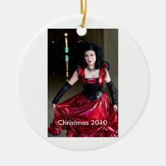 Joan V - Ornamento del navidad 2010 del modelo alt Adornos De Navidad