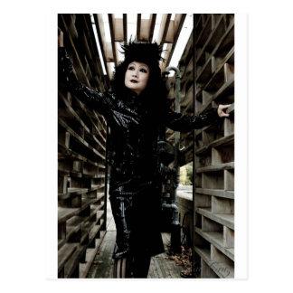 Joan V - Stiletto 13 - Alt Model's Store! Postcard