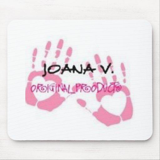 Joana V Original Products Mouse Pad
