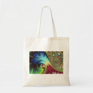 Joanie 50 Fractal Art Tote Bags
