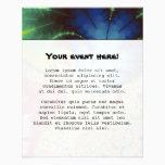 Joanie 50 Fractal Art Flyer