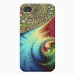 Joanie 50 Fractal Art iPhone 4/4S Cover