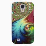 Joanie 50 Fractal Art Samsung Galaxy S4 Cover