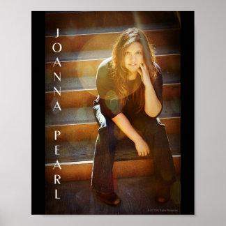 Joanna Pearl - Sunspots Poster
