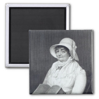 Joanna Southcott, 1812 2 Inch Square Magnet