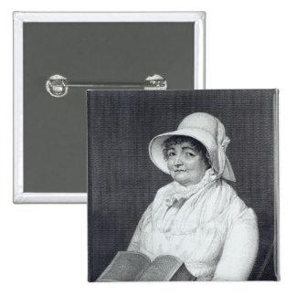 Joanna Southcott, 1812 Button