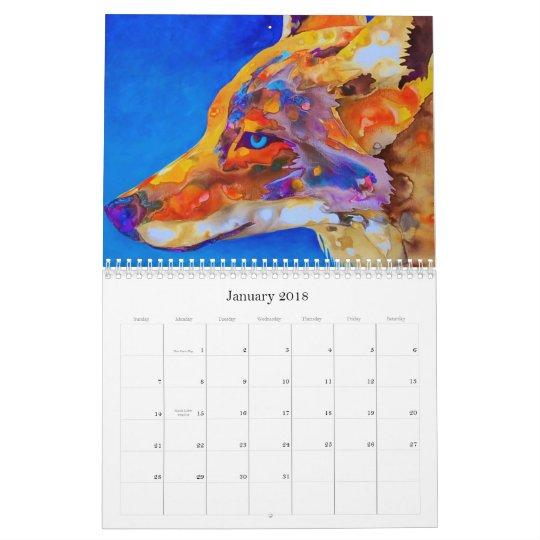 Joanne L Gallery Fine Art 2012 Calendar