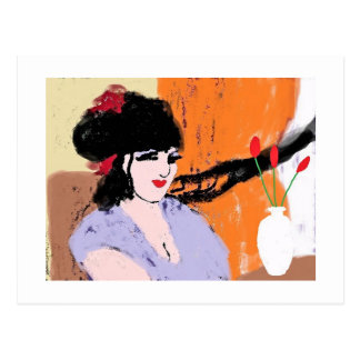 Joanne Postcard