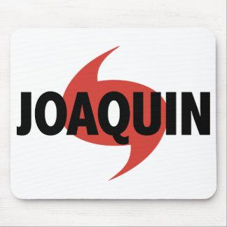 Joaquin Hurricane Symbol Mouse Pad