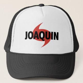Joaquin Hurricane Symbol Trucker Hat