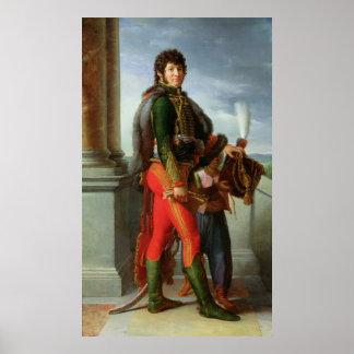 Joaquín Murat 1801 Póster