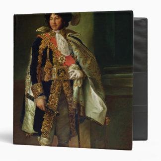 """Joaquín Murat 1805 Carpeta 1 1/2"""""""