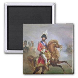 Joaquín Murat a caballo, 1814-15 Imán Cuadrado